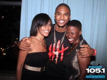 Trey Songz Album Release Party