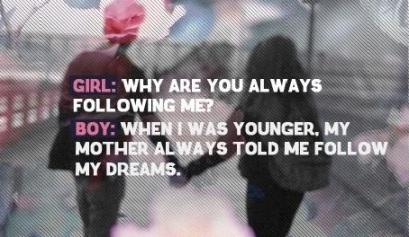 dreamgirlquote