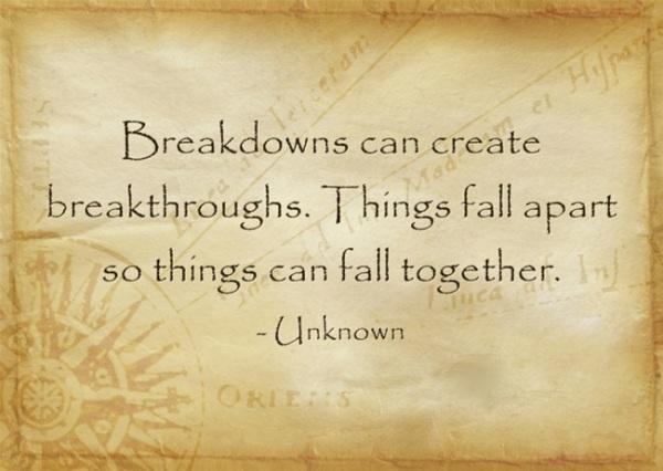 breakdownbreakthrough