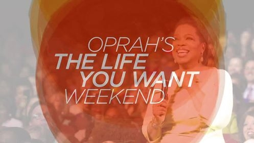 Help me see Oprah at the Prudential Center!